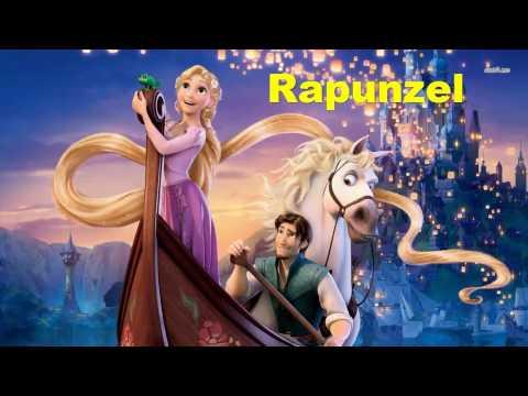 "Сказка на английском языке ""Рапунцель"". A fairy tale ""Rapunzel""."