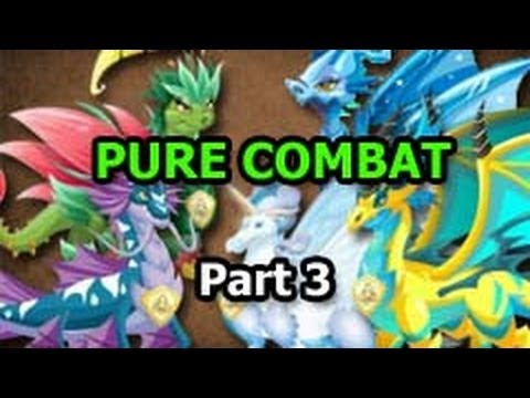 Pure SEA Pure NATURE Pure ELECTRIC also CRYSTAL Dragon and PURE Dragon COMBAT Attacks PART 3