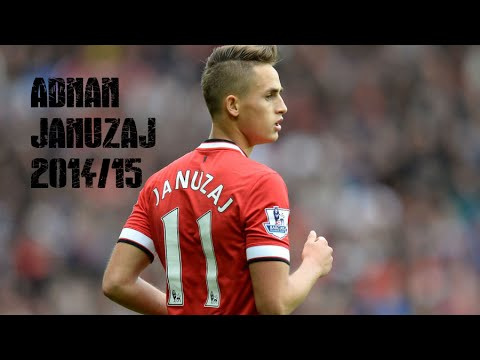 Adnan Januzaj-Manchester United-Goals, Assists &Skills-2014/15