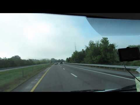 Driving a Moving Van through Tennessee *Road Trip