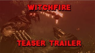 UPCOMING GAME|WITCHFIRE|TEASER TRAILER REACTION