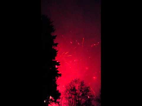 Sinaia Forever 2012 Fireworks video