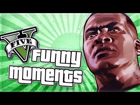 GTA 5 Funny Moments Online - Twerking, Cloning Glitch, Jet Fight & More! ( GTA 5 Gameplay )
