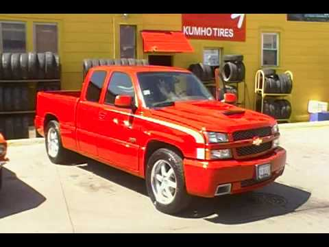 05 Chevy Silverado SS YouTube
