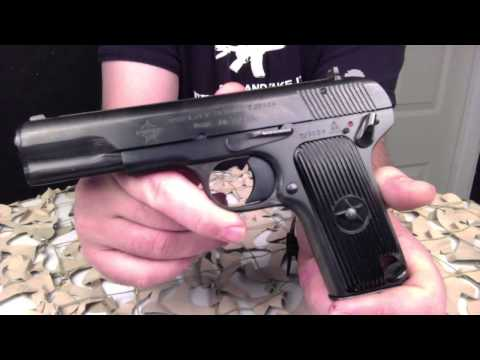 Norinco Model 213 9mm Tokarev TT Pistol - Texas Gun Blog