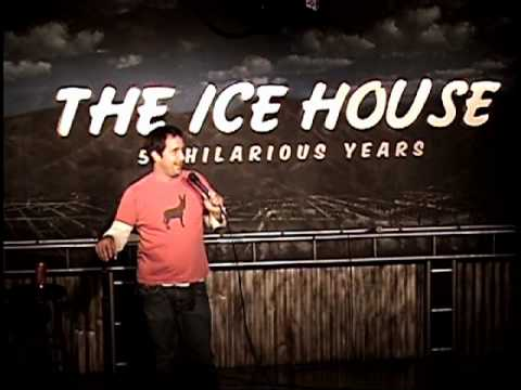 Comedians: Claude Shires Hilarious Stand Up Comedy at LA's Ice House