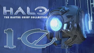 Halo: Combat Evolved Anniversary - Mission 6 (343 Guilty Spark) Part 2