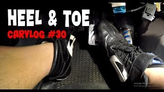 "TUTORIAL HEEL & TOE ? | CARVLOG #30 ""INDONESIA"""
