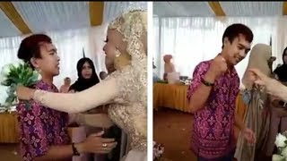 Pria Datangi Nikahan Mantan yang Dipacari Selama 5 Tahun