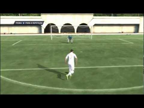 FIFA 12 Como defender ou tentar pênalti