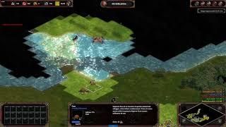 Age of Empires: Definitive Edition - 3v3 RM Plamyrians Rivers - eartahhj - 23/06/2018