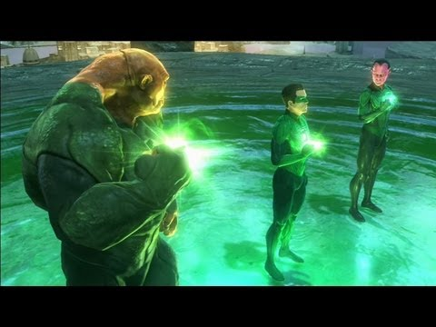Green Lantern Rise Of The Manhunters - O FINAL