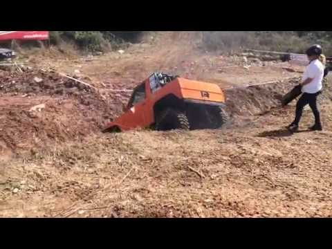 Extreme Trial 4x4 - Sesimbra