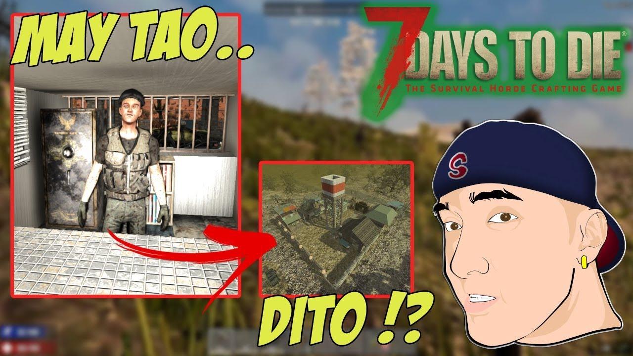 7 DAYS TO DIE EP2 (TAGALOG)
