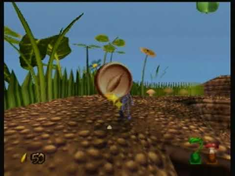 A Bug's Life N64 Walkthrough Part 1