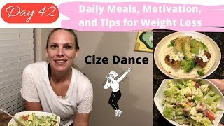Day 42 | Low Carb Keto Meals | Sneak Peek WEIGH-IN RESULTS