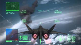 Ace Combat 6: Fires of Liberation Mission 4 (Bartolomeo Fortress)