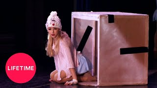 "Dance Moms: Chloe Stars in Group Dance: ""Trapped"" (Season 2)   Lifetime"