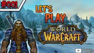 Let's Play World of Warcraft #001 - Der Beginn einer langen Reise!   Selekis