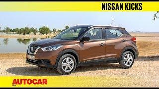 Nissan Kicks   First Drive Review   Autocar India