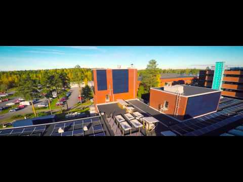 LUT's solar power plants - Lappeenranta - Finland