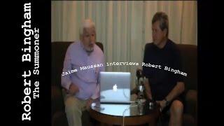 Jaime Maussan interviews Robert Bingham 2015