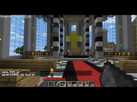 Minecraft - Les MDH 2 Coffres à la demande (à 6 boutons) sur le serveur Minesis