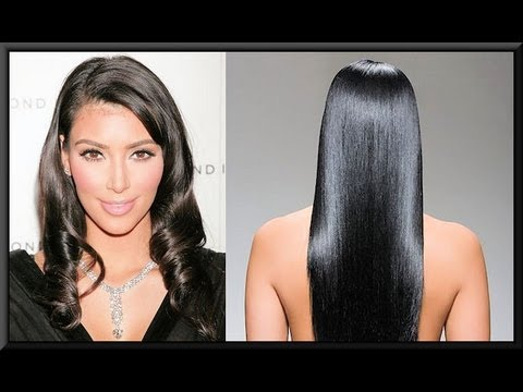 How To Have Shiny Silky Hair Naturally