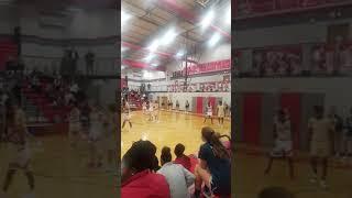 Varsity Final minutes vs Bradley Central