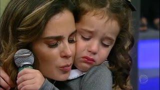 Faro ajuda as filhas a preparar homenagem especial para Vera Viel