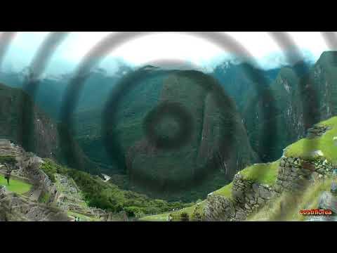 Peru - Machu Picchu part1 - Inca Citadel on Urubamba Valley - South America part 56-Travel video HD