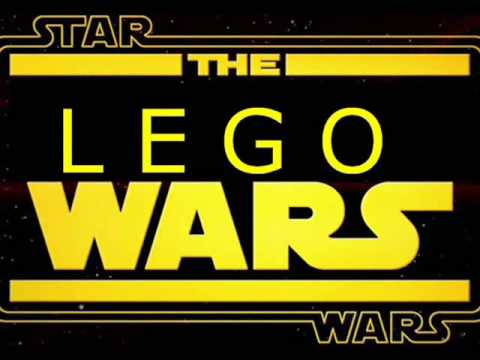 The Lego Wars Opening Crawl test