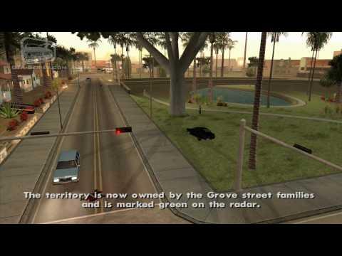 GTA San Andreas - Mission #23 - Doberman (HD)