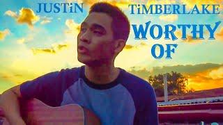Watch Justin Timberlake Worthy Of video
