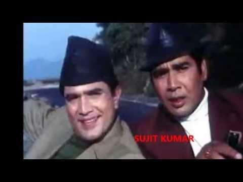 Mere Sapno Ki Rani - Aradhana (1969) a KARAOKE cover song By...