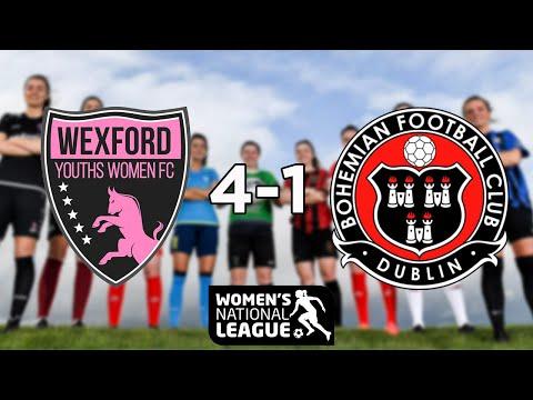 WNL GOALS GW1: Wexford Youths 4-1 Bohemians