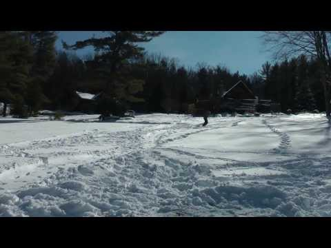 Weekend atTony's Rental at Poconos - Winter outdoor Fun
