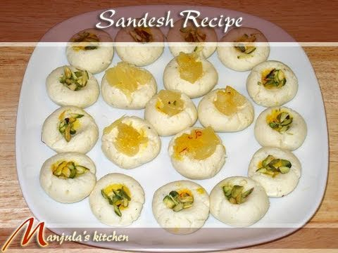 Sandesh (Bengali Sweet) Recipe by Manjula