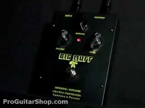 Electro Harmonix Big Muff Pi Russian