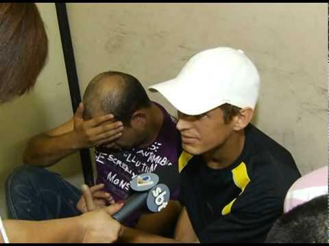 Seis são detidos acusados de roubo