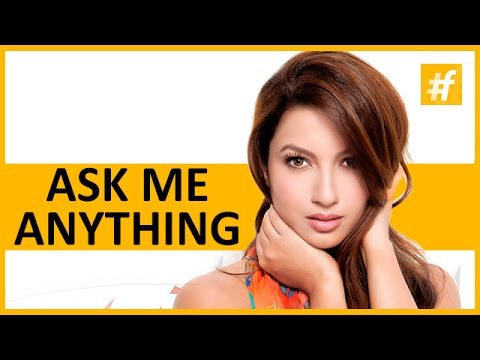 Ask Me Anything With Gauhar Khan | Celeb Of The Day