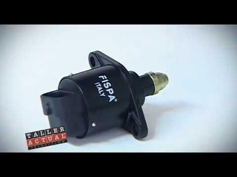 Fispa: encargado del área técnica de Fispa nos muestra la composicón de los motores paso a paso