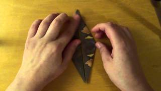 Origami Angel Fish - Tutorial