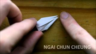 Origami Tiny Wings