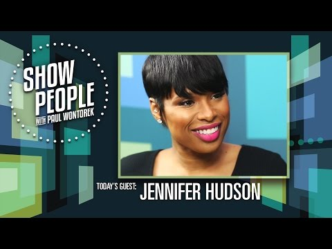 Show People with Paul Wontorek Full Interview: Jennifer Hudson of THE COLOR PURPLE