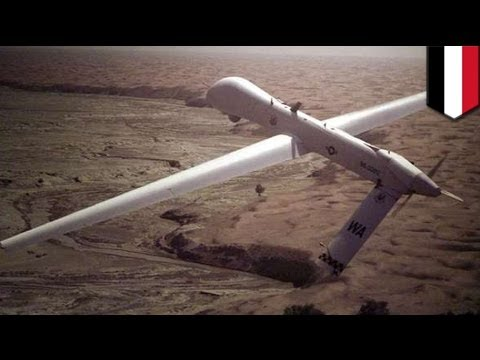 Yemen drone strikes: at least 55 suspected Al-Qaeda fighters killed by US-backed strikes