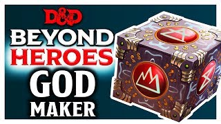 God Maker | D&D Beyond Heroes | Episode 8