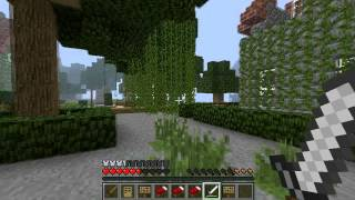 Minecraft-Winning the HG- Game 1- Map 2- Feat. Hitman199822