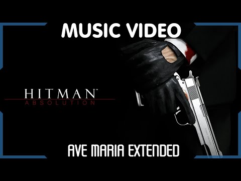 Hitman Absolution Music Video - Ave Maria (Extended) HD