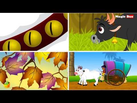 Chinde - Kannada Nursery Rhymes - Cartoon And Animated Rhymes...